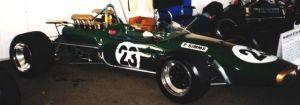 Brabham-Repco BT23C