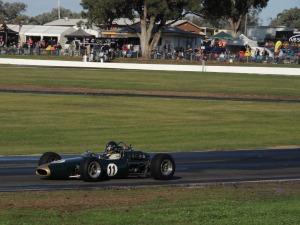 Peter Strauss, Brabham BT11A